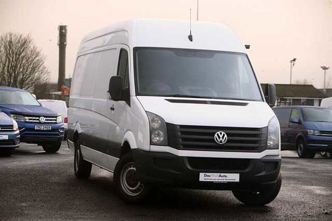 Volkswagen Crafter 2.0TDI (136PS) CR35 LWB High Roof Van